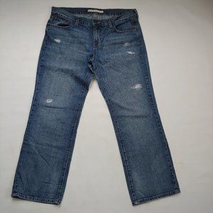 Old navy size 14 boot cut jeans